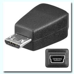 ADAPTADOR MINI USB (5PIN) H...