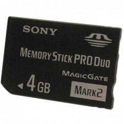 MEMORY STICK PRO DUO 4GB SONY