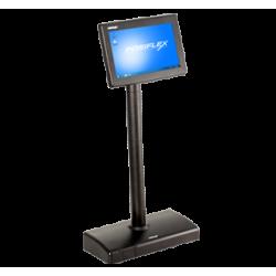 VISOR CLIENTE POSIFLEX LCD...