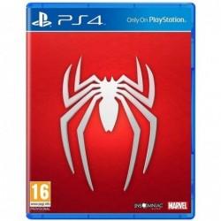 JUEGO PS4 MARVEL'S SPIDERMAN