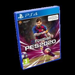 JUEGO PS4 EFOOTBALL PES...