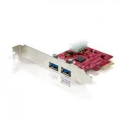 TARJETA PCI EXPRESS 2P USB...