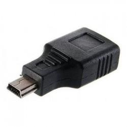 ADAPTADOR USB A H-USB MINI...