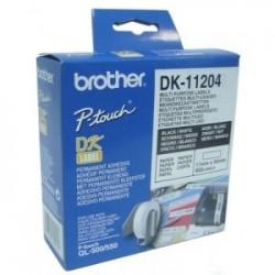 ETIQUETAS BROTHER DK11204...