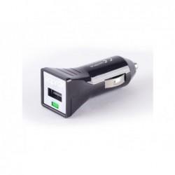 CARGADOR USB APPROX COCHE...