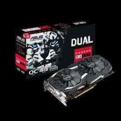 SVGA AMD ASUS RX 580-O4G...