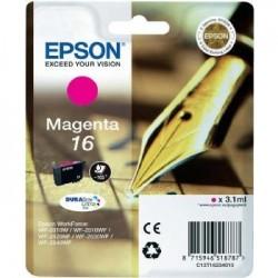 CARTUCHO EPSON 16 165PAG...