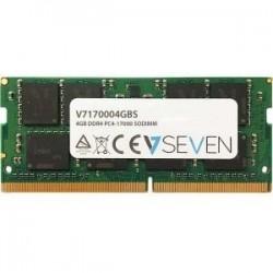 MEMORIA V7 SODIMM DDR4 4GB...