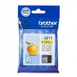 CARTUCHO BROTHER LC3211Y...